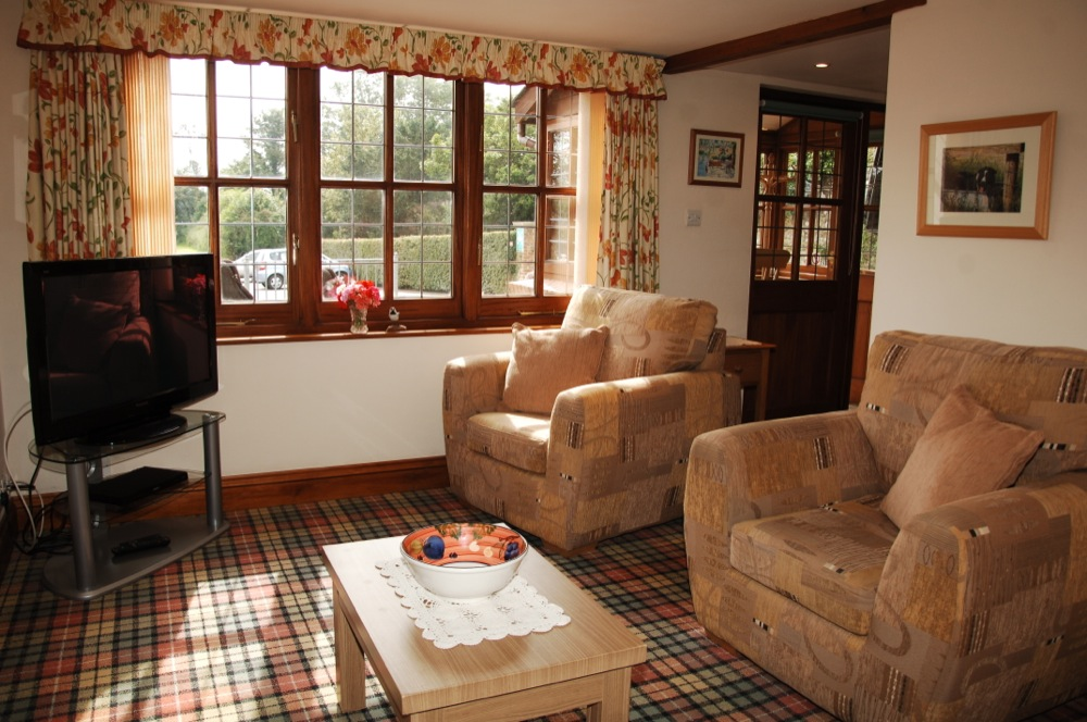Stable Holiday Cottage Lounge