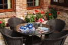 Tabitha Holiday Cottage Patio