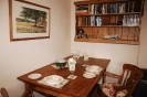 Daisy Holiday Cottage Dining Area