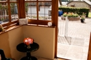 Daisy Holiday Cottage Porch