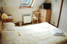 Stable Holiday Cottage Bedroom