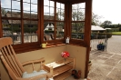 Stable Holiday Cottage Porch